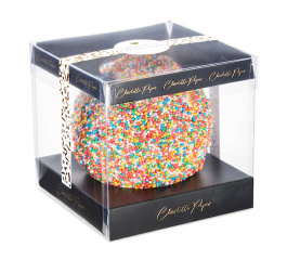 Charlotte Piper Milk Chocolate Pinata 300g