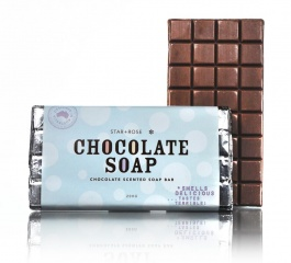 Chocolate Soap 200g