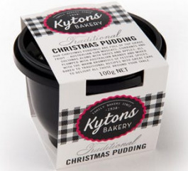 Kytons Bakery Traditional Pudding 100g