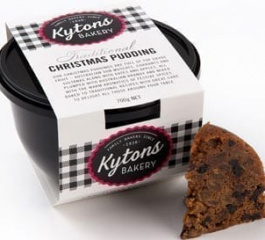 Kytons Bakery Christmas Pudding 230g