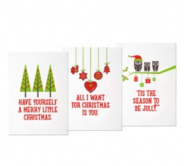Ogilvies Designs Christmas Tea Towels