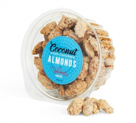 Wicked Nuts Coconut White Choc Almonds - Various Sizes