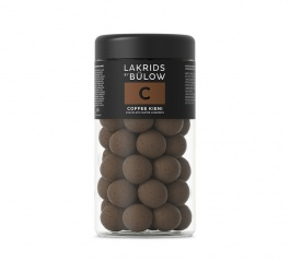 Lakrids Coffee Kieni Choc Coated Liquorice 265g