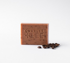 Charles and Lee Coffee Soap Duo Pack