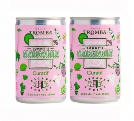Curatif Tommy's Margarita, 2 X 130ml