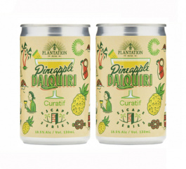 Curatif Pineapple Daiquiri, 2 X 130ml