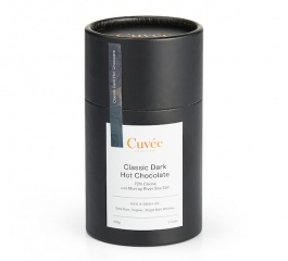 Cuvee Chocolate Classic Dark Hot Chocolate 150g