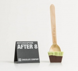 Chocolate Co After 8 Hot Chocolate Spoon 50g