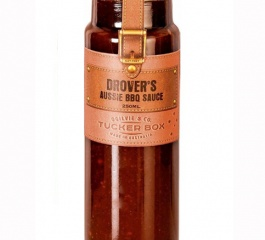 Ogilvie & Co Tucker Box Drover's Aussie BBQ Sauce 250ml