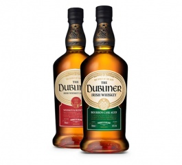 Dubliner Irish Whiskey Liqueur or Bourbon 700ml