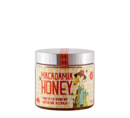 Duck Creek 100% Pure Macadamia Honey 500g