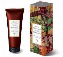 Duck Creek Natural Macadamia Body Moisturiser 60ml