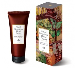 Duck Creek Natural Macadamia Hand Cream 60ml