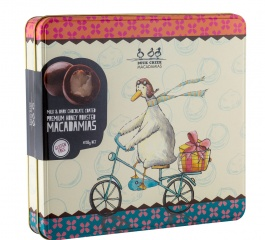 Duck Creek Macadamias Premium Gift Tin 192g
