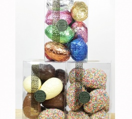 Whistlers Easter Egg Presentation Boxes