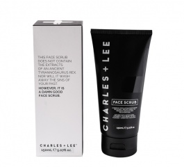 Charles and Lee Face Scrub 150ml