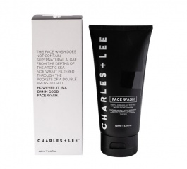 Charles and Lee Face Wash 150ml