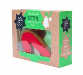 Molly Woppy Iced Festive Shapes 120g