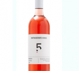 Fifth Estate Wines Rose