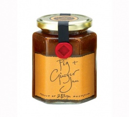 Ogilvie & Co Fig and Ginger Jam 320g