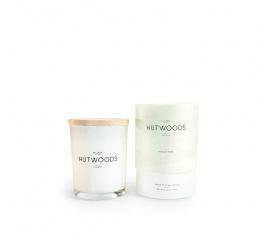 Hutwoods Candle French Pear 125g