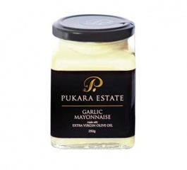 Pukara Estate Garlic Mayonnaise 250g