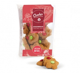 Charlie's Cookies Christmas Gingerbread Trees 150g
