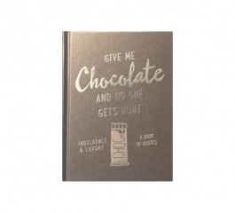 Book Of Quotes - Chocolate