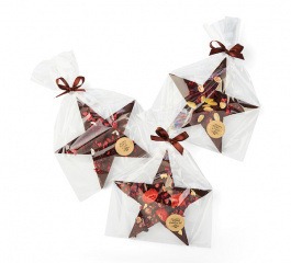 Whistlers Gourmet Christmas Stars 90g - Various Flavours