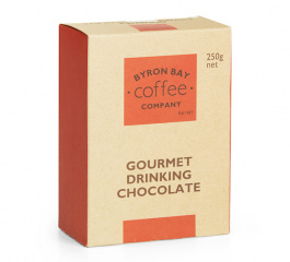 Byron Bay Gourmet Drinking Chocolate 250g