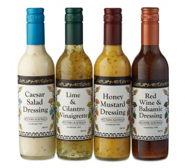 Gourmetchef Salad Dressings 360ml