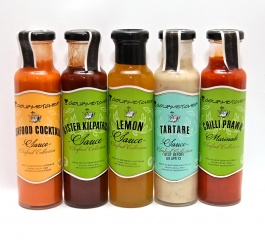 Gourmetchef Marinades & Sauces 250ml