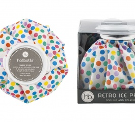 Hotbotts Retro Ice Pack - Raindots