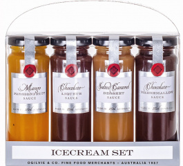 Ogilvie & Co Icecream Quad Pack