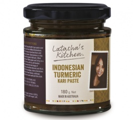 Latasha's Kitchen Indonesian Turmeric Paste 180g