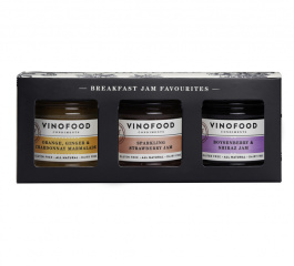 Vinofood Breakfast Jam Favourites Gift Pack