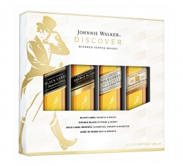 Johnnie Walker Discover Whisky Gift Pack