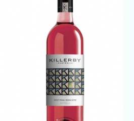 Killerby K Pink Moscato 750ml