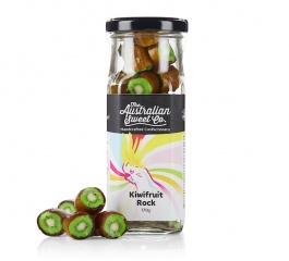 Australian Sweet Co Kiwifruit Rock 170g