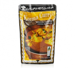 Gourmetchef Korma Curry 450g