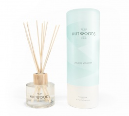 Hutwoods Diffuser Lime Basil and Mandarin 200ml