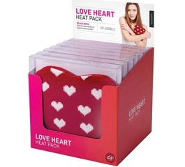 Love Heart Heat Pack