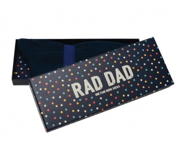 Sock Gift Box - Rad Dad