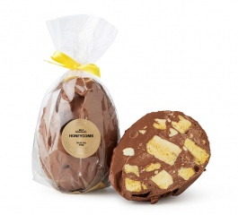 Whistlers Milk Chocolate Honeycomb Egg 300g