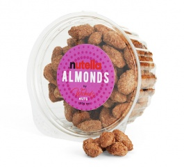 Wicked Nuts Nutella Almonds - Various Sizes