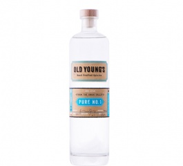 Old Youngs Pure No 1 Vodka 700ml
