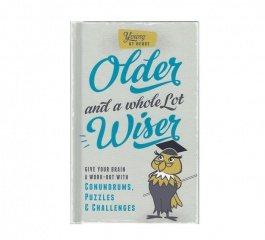 Older And A Whole Lot Wiser Puzzle Book