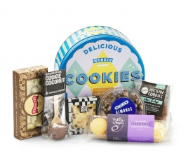 One Clever Cookie - Biscuit Gift Tin