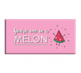Bellaberry One In A Melon Dark Chocolate 100g