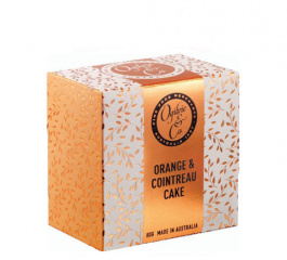Ogilvie & Co Orange and Cointreau Cake 80g